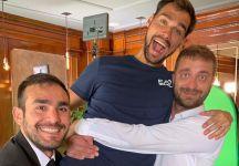 Fabio Fognini lasciato in Mutande da Le Iene dopo la Vittoria a Monte Carlo