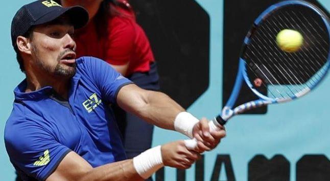 Fabio Fognini classe 1987, n.12 ATP