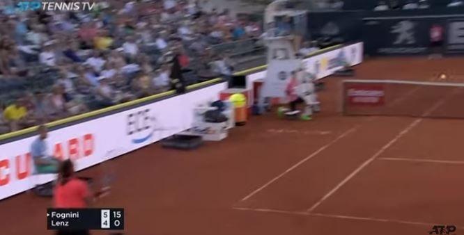 Fabio Fognini classe 1987, n.10 ATP