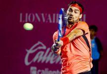 ATP Los Cabos: I risultati con il dettaglio dei Quarti di Finale. Fabio Fognini esce di scena ai quarti