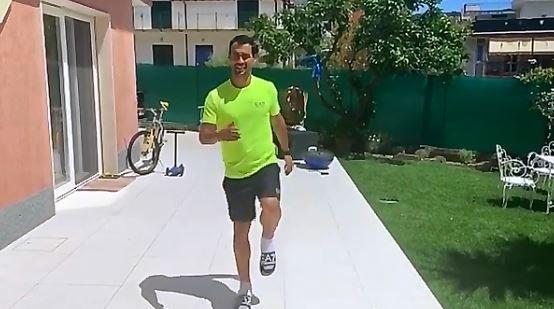 Fabio Fognini classe 1987, n.11 ATP