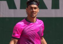 Roland Garros: Delude Fabio Fognini. Delbonis vince in tre set