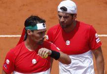 Roland Garros, doppio maschile: Bracciali/Seppi al terzo turno, fuori Bolelli/Fognini