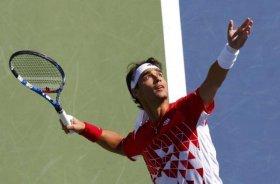 Fabio Fognini classe 1987, n.38 della classifica ATP.