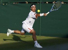 Fabio Fognini classe 1987, n.64 del ranking ATP.