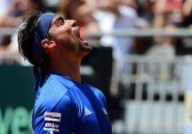 Coppa Davis: Italia vs Argentina 1-3. Fabio Fognini grazie lo stesso! Federico Delbonis diventa l'eroe dell'Argentina. Italia eliminata nei quarti di finale