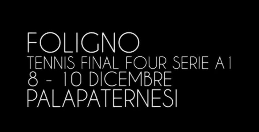 Le Final 4 Scudetto Serie A1 maschili e femminili si disputeranno a Foligno (Video)