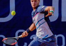 """Parole e pensieri di Giovanni Fonio: """"spero di terminare l'anno nella posizione migliore possibile, continuando a migliorare il mio tennis"""""""