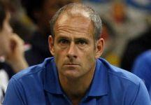 """Guy Forget Direttore del torneo di Bercy parla della superficie: """"L'abbiamo accelerata perché in passato era troppo lenta"""""""