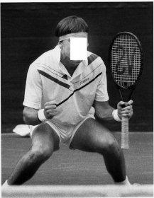 Oggi vi proponiamo altri tre misteriosi tennisti