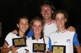 Si è chiusa con i successi di Italia (nel femminile) e Canada (nel maschile) l'edizione 2012 della Nation Cup-Lampo Trophy - Memorial Arturo Salognii