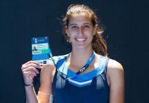 Jaimee Fourlis conquista la wild card per il main draw degli Australian Open