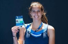 Jaimee Fourlis classe 1999, n.424 WTA