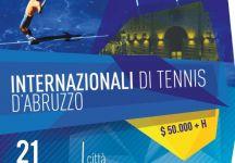 Da Francavilla al Mare: Comincia il conto alla rovescia! Dal 21 al 29 aprile la seconda edizione degli Internazionali di Tennis d'Abruzzo
