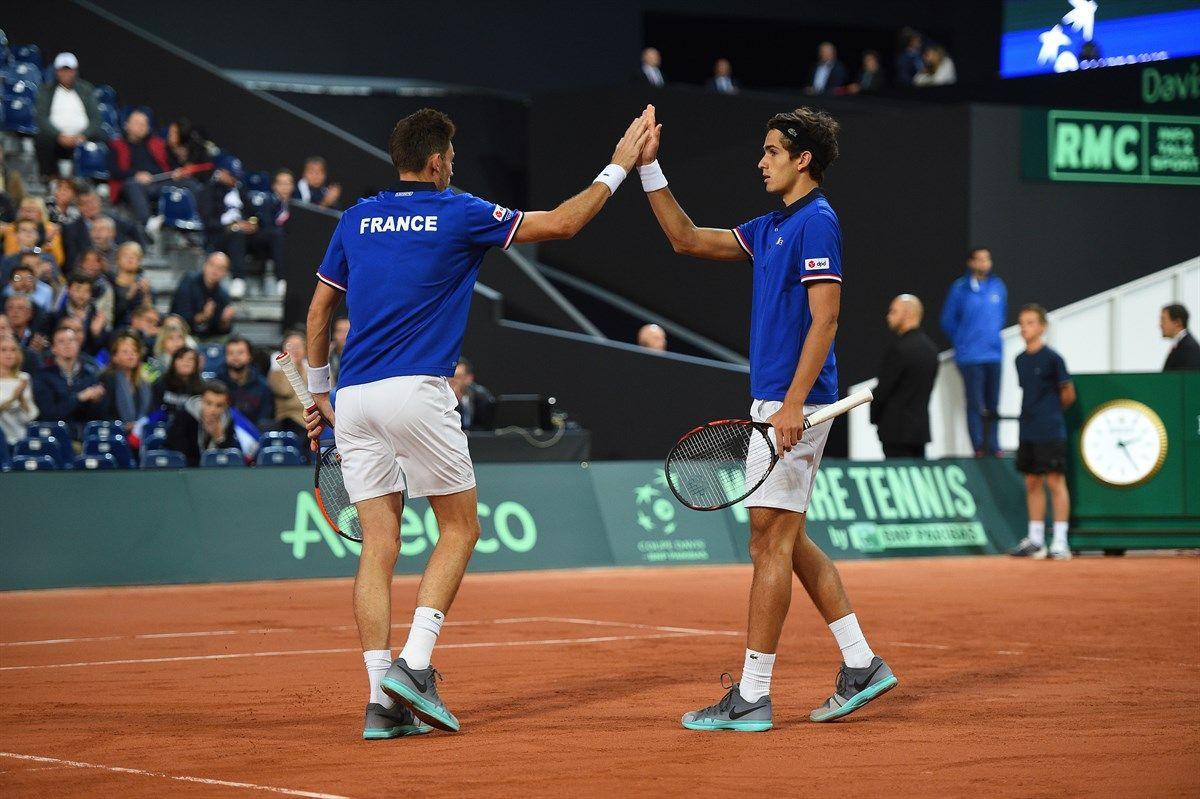 Davis Cup: La Francia ci riprova con Lille