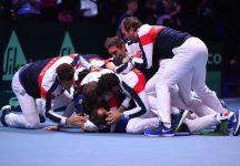 Davis Cup: Il record francese. Otto diversi tennisti hanno giocato match per la conquista del titolo