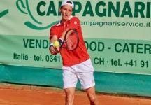 Challenger Ismaning: Quali. Lorenzo Frigerio si ferma al secondo turno