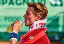 Lorenzo Frigerio, partito dalle qualificazioni, conquista il torneo di Doha