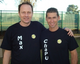 Massimo Frigerio e Marcelo Charpentier