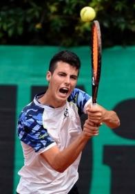 Mattia Frinzi, veneto classe 1999, è tesserato al Tc Crema ed è il migliore degli italiani al via dell'Australian Open Junior