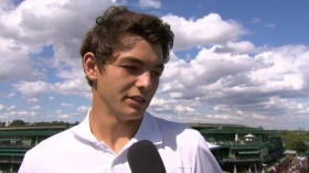 Taylor Fritz classe 1997, n.232 ATP