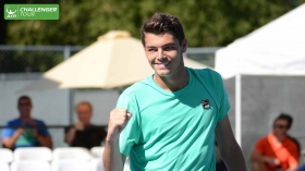 Taylor Fritz classe 1997, n.102 ATP