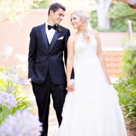 Si è sposato anche Taylor Fritz