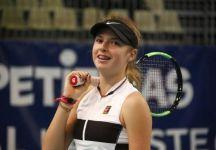 Linda Fruhvirtova, prima giocatrice nata nel 2005 a giocare una finale di un torneo professionistico