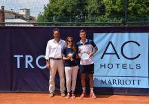 Challenger Vicenza: Successo di Marton Fucsovics