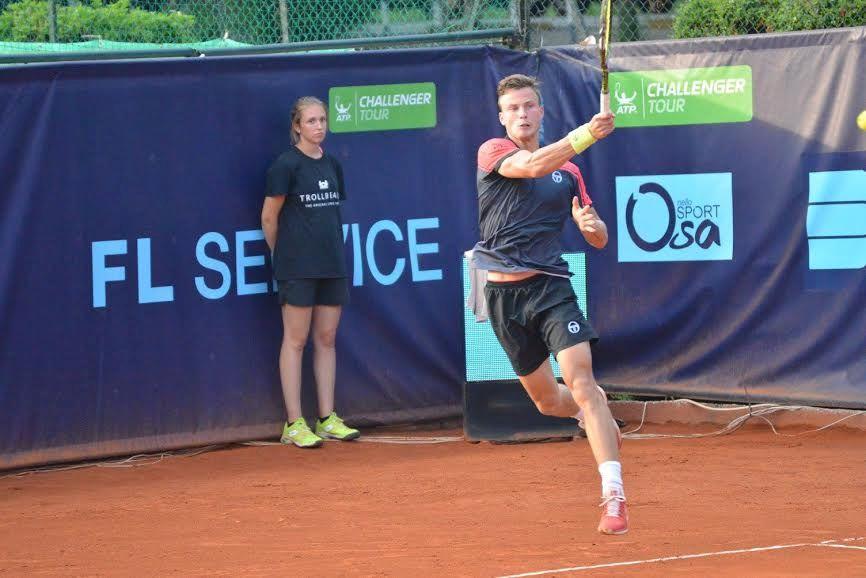 Marton Fucsovics classe 1992 e n.45 ATP