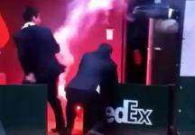 Video del Giorno: Un tifoso invade il campo durante la finale del Roland Garros