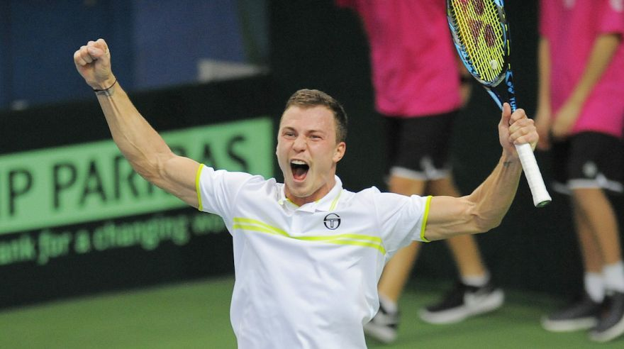Marton Fucsovics classe 1992 e n.111 ATP