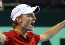 ATP Metz: Risultati Live Semifinali. Livescore dettagliato. David Goffin fa la finale ed ottiene il best ranking. Sousa elimina Monfils