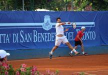 Challenger San Benedetto: Risultati Quarti di Finale. Gaio in semifinale. Fuori Quinzi, Napolitano e Mager. Si è giocato su un campo indoor terra