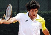 Challenger Ortisei: Federico Gaio sconfitto per un soffio al tiebreak del terzo set. Fuori al primo turno