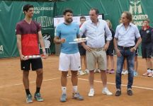 """Challenger Biella: Il successo di Federico Gaio """"La partita è stata dura, contro un grande campione: per questo sono ancora più felice"""""""