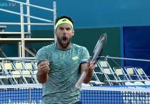 Classifica ATP Italiani: Best ranking per Federico Gaio