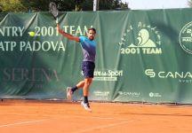 Challenger Padova: Risultati live delle semifinali. Federico Gaio è il primo a scendere in campo