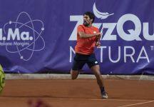 Challenger Alicante e Lisbona: I risultati completi dei Quarti di Finale. Gaio e Giannessi approdano in semifinale a Lisbona (Video)