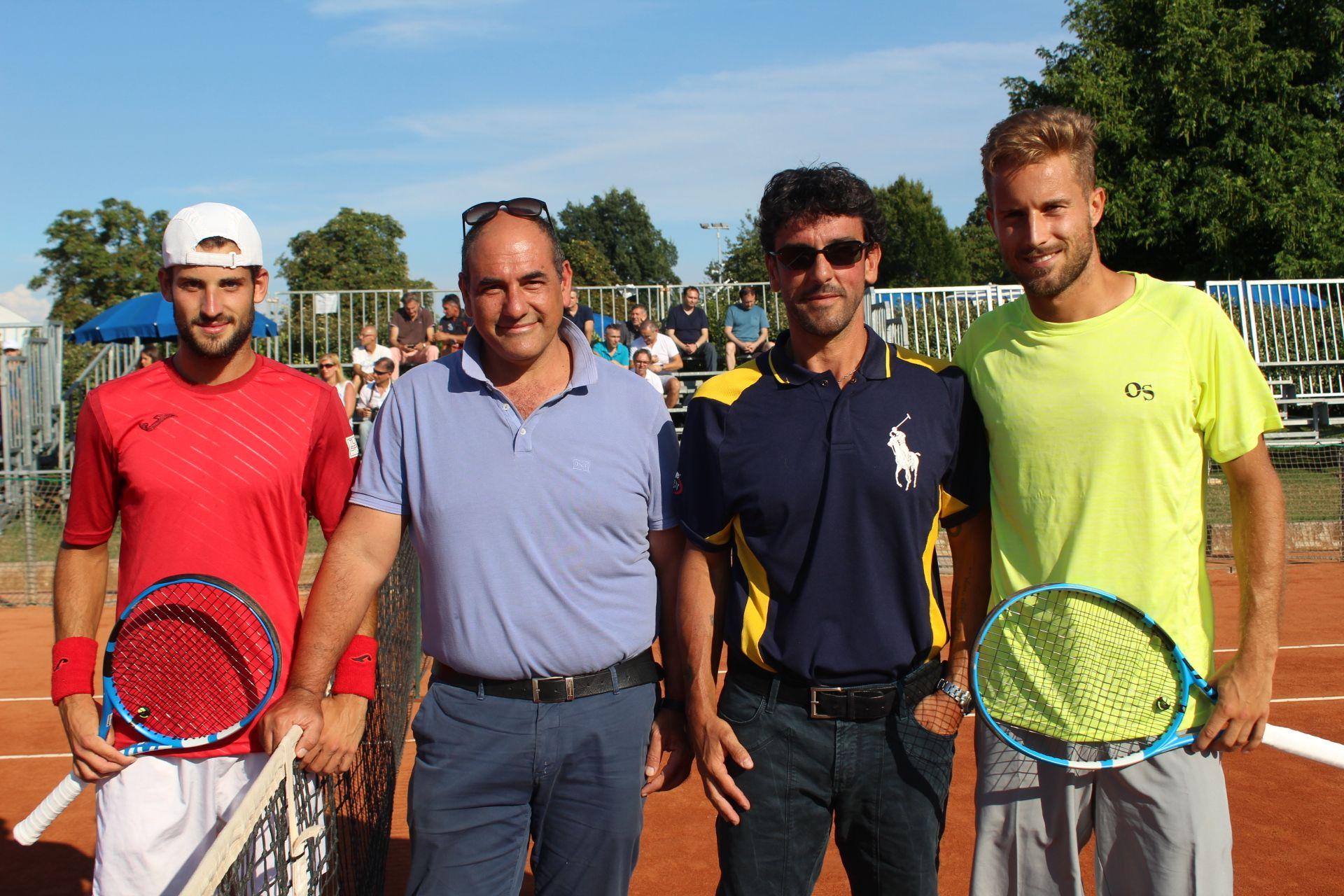 Future Itf di Albinea, Rondoni trionfa nella terza edizione del torneo