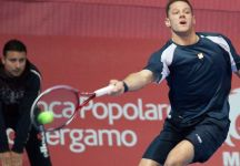 Challenger Bergamo: Continua il sogno di Viktor Galovic. L'azzurro è in semifinale dopo il ritiro all'inizio del terzo set di Bastian Knittel