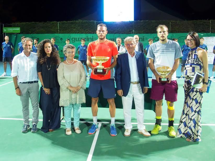 Viktor Galovic vince il torneo challenger di Recanati