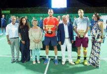 """Viktor Galovic vince il torneo challenger di Recanati: """"A stento riesco a trattenere le lacrime"""""""