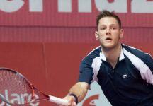 Challenger Quimper: Viktor Galovic e Riccardo Ghedin eliminati al primo turno