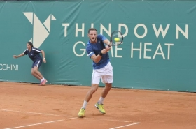 Viktor Galovic nella foto - Foto da Biella Fabio Lesca