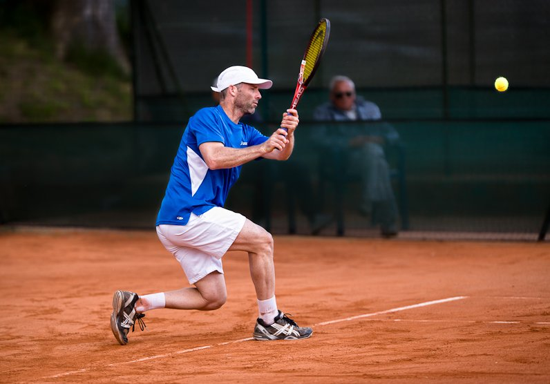Stefano Galvani nella foto