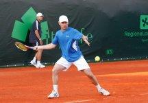 Challenger Marburg: Niente da fare per Stefano Galvani