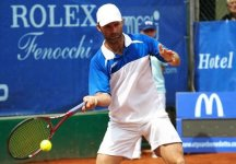 Challenger Salisburgo: Stefano Galvani out all'esordio