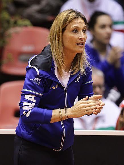 Tathiana Garbin nella foto