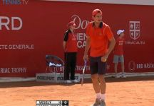 ATP Bucharest: Trionfa Guillermo Garcia Lopez che ha annullato palle set a Jiri Vesely in entrambi i parziali